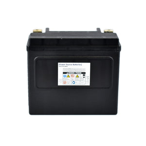 WPX20L-BS AGM Battery