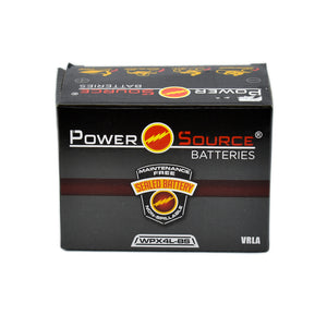 WPX4L-BS AGM Battery