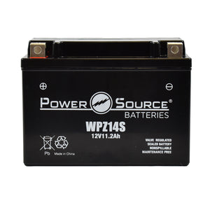 WPZ14S AGM Battery