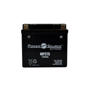 WPZ7S AGM Battery