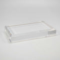 Clear Acrylic Display Stands for Minerals, Fossils, and More