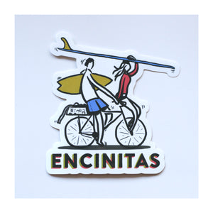 Encinitas Stickers
