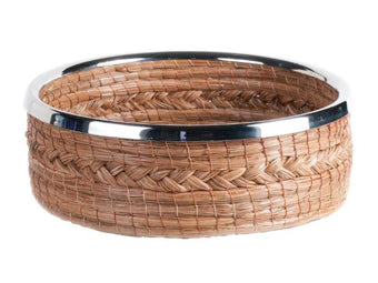 Load image into Gallery viewer, Savannah Circular Pine Tray