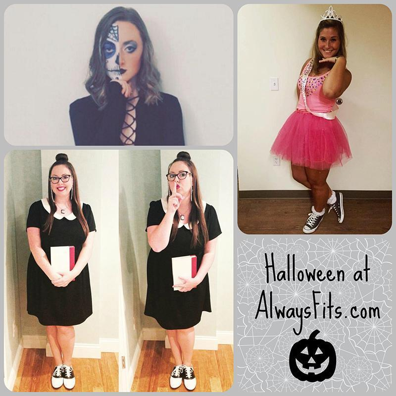 Halloween at Always Fits