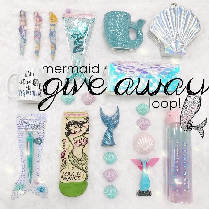 A Mermazing Giveaway!