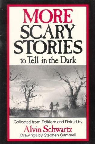Scary Stories to Tell in the Dark - Three Books to Chill Your Bones