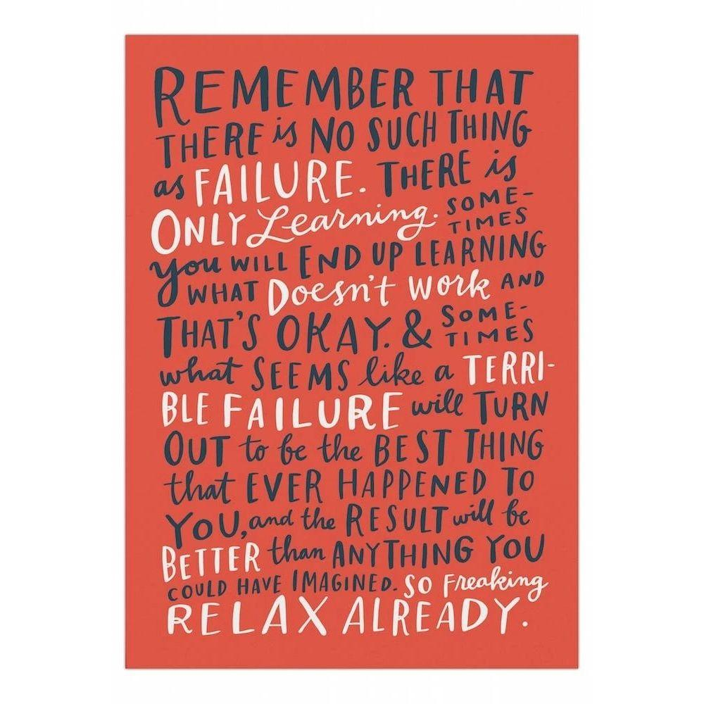 Pep Talk Postcard Book