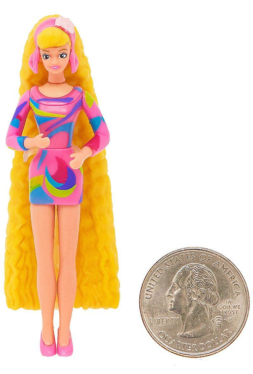 World's Smallest Barbie Doll - Super Impulse - AlwaysFits.com