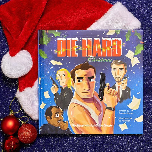 A Die Hard Christmas Book - The Illustrated Holiday Classic