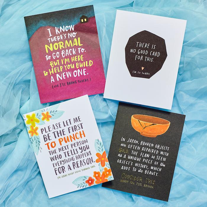 A Collection of Empathy Cards Box Set