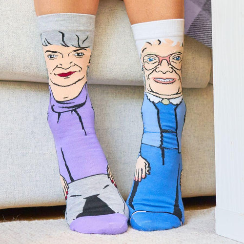 Golden Girls Sophia Unisex Crew Socks
