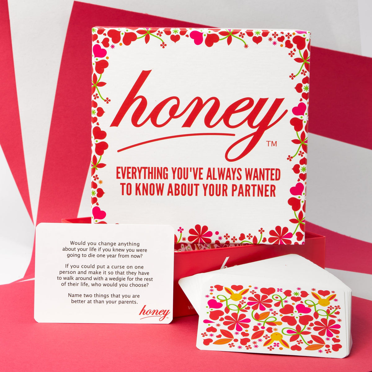 Honey Game - Everything You've Always Wanted to Know About Your Partner