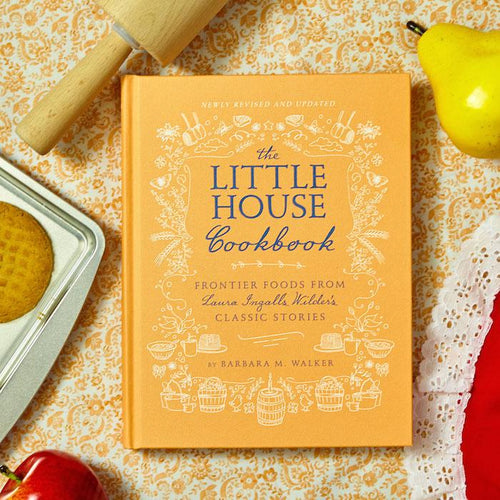 The Little House on the Prairie Cookbook - HarperCollins Publishers - AlwaysFits.com