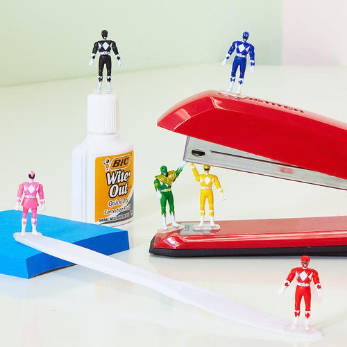 World's Smallest Power Rangers - Super Impulse - AlwaysFits.com