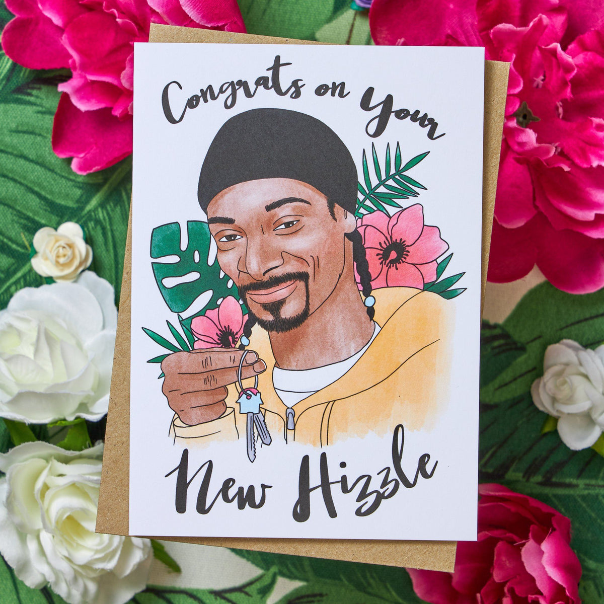 Congrats on Your New Hizzle Card