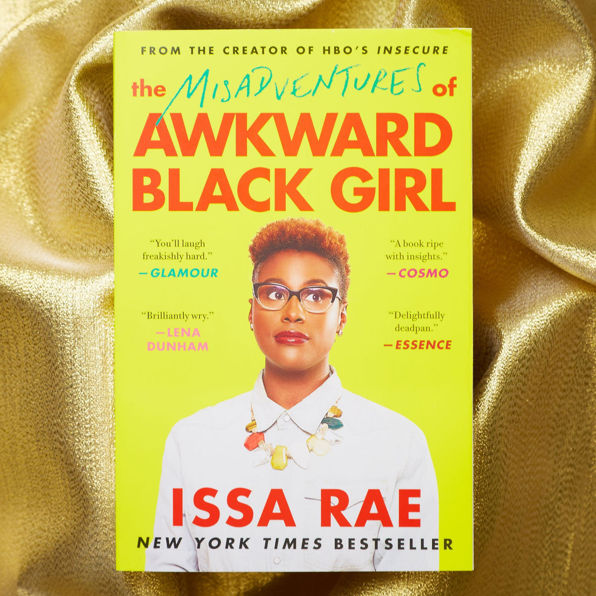 The Misadventures of Awkward Black Girl Book