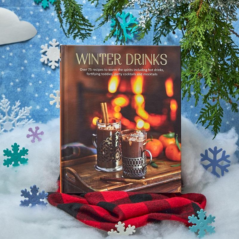 Winter Drinks Cocktail Book