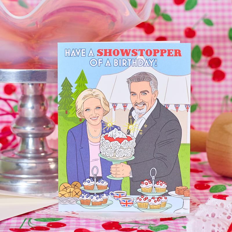Have a Showstopper of a Birthday Card - The Found - AlwaysFits.com