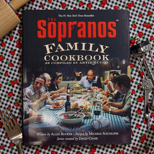 The Sopranos Family Cookbook - Hachette Book Group - AlwaysFits.com