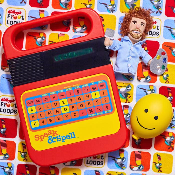 Speak & Spell Retro Learning Game - Schylling - AlwaysFits.com