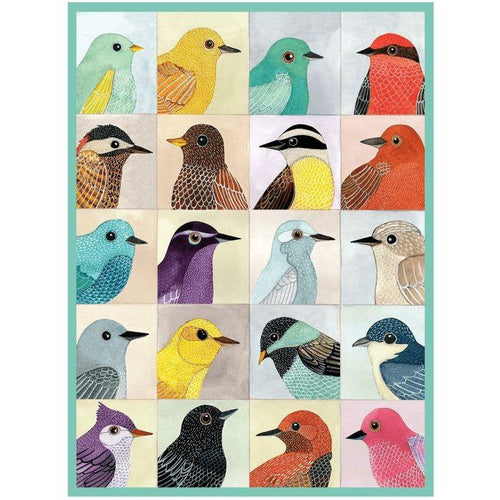 Avian Friends 1,000 Piece Jigsaw Puzzle
