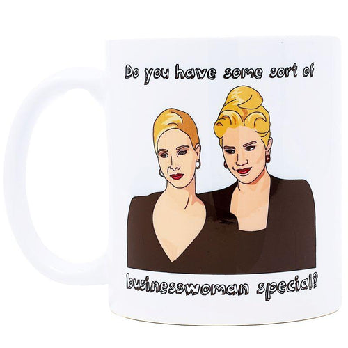 Businesswoman Special Ceramic Coffee Mug
