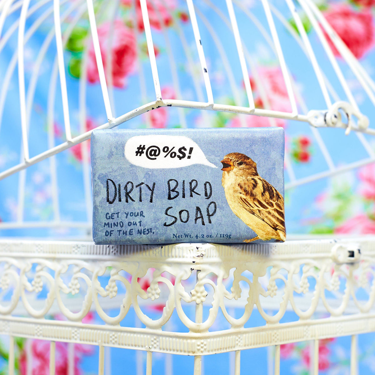 Dirty Bird Soap