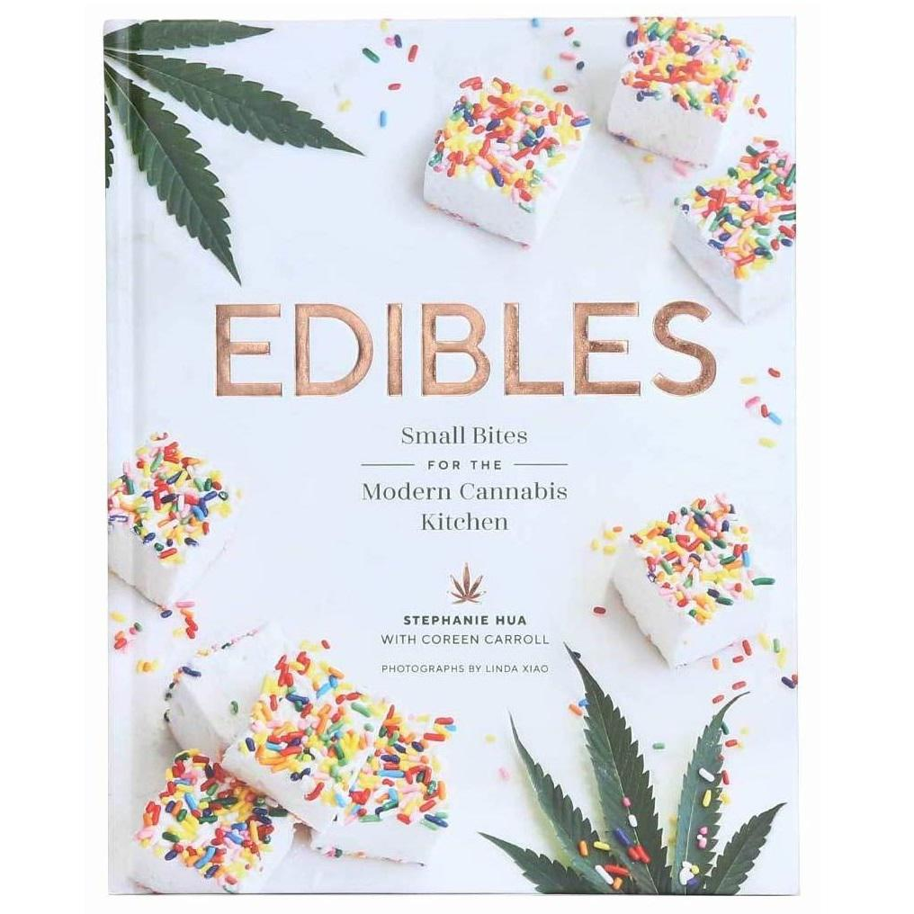 Edibles Book - Small Bites for the Modern Cannabis Kitchen
