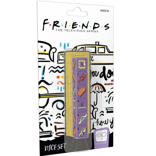 Friends Dice Set