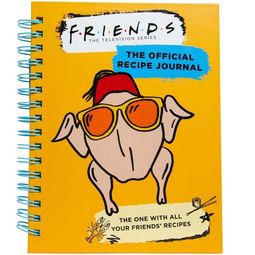 Friends The Official Recipe Journal