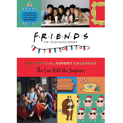 Friends: The Official Advent Calendar