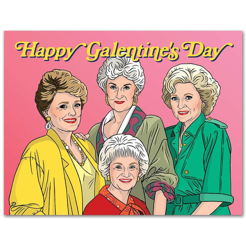 Happy Galentine's Day Card - The Found - AlwaysFits.com