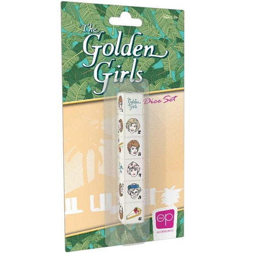 The Golden Girls Dice Set
