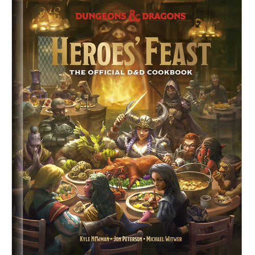 Heroes' Feast Dungeons & Dragons Official Cookbook