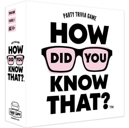 How Did You Know That? Trivia Game