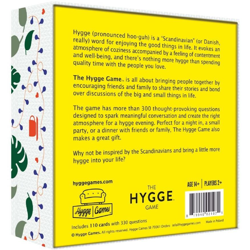 The Hygge Conversation Game