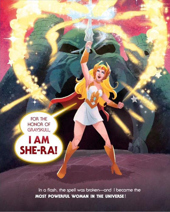 I Am She-Ra! Little Golden Book - Penguin Random House - AlwaysFits.com