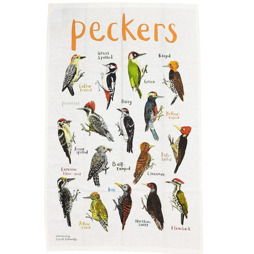 Peckers Dish Towel