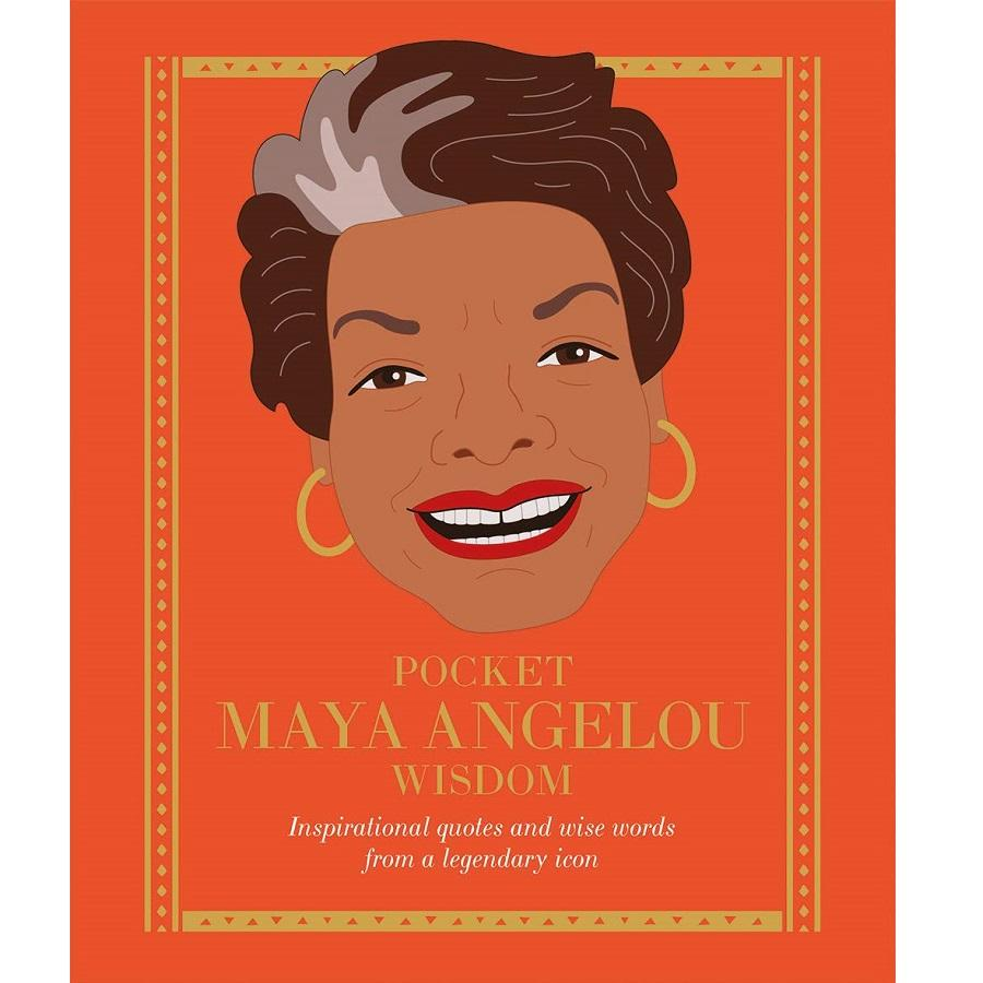 Pocket Maya Angelou Wisdom Book