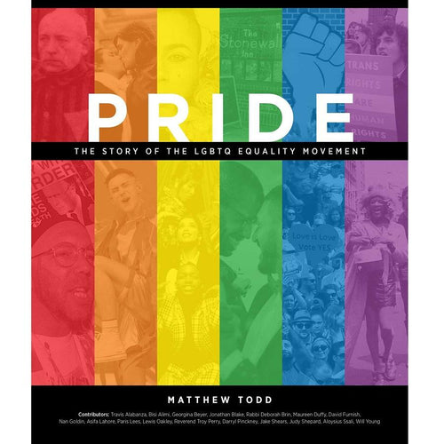 Pride Book - The Story of the LGBTQ Equality Movement