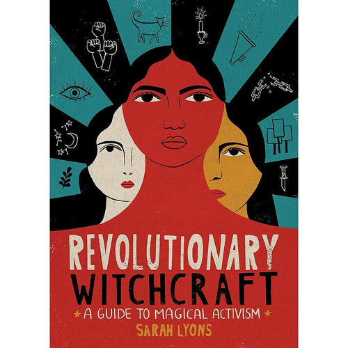 Revolutionary Witchcraft Book - A Guide to Magical Activism