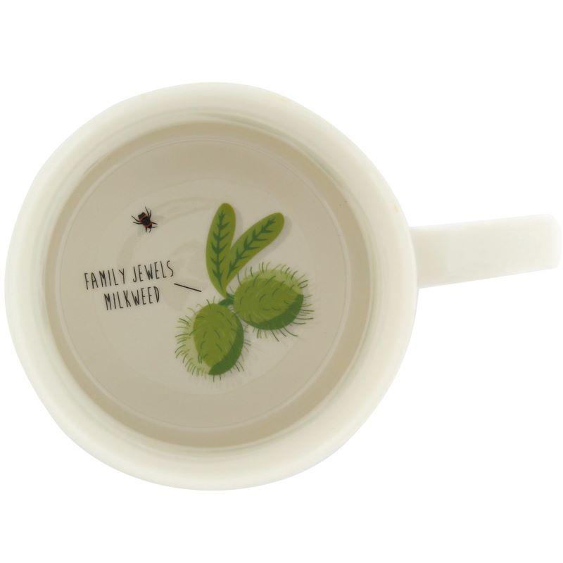 Ridiculously Rude Plants Coffee Mug