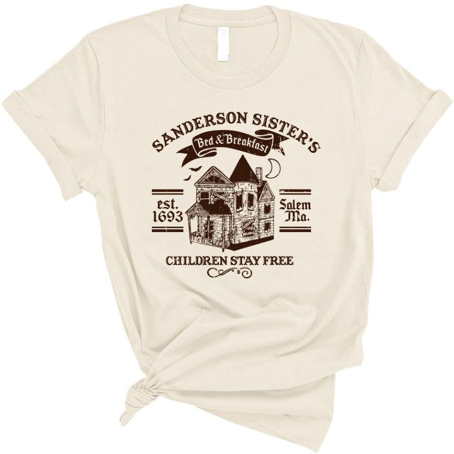 Sanderson Sister's Bed and Breakfast T-Shirt