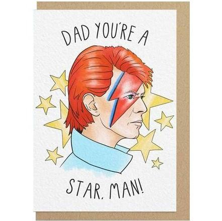 Dad You're a Star, Man Card