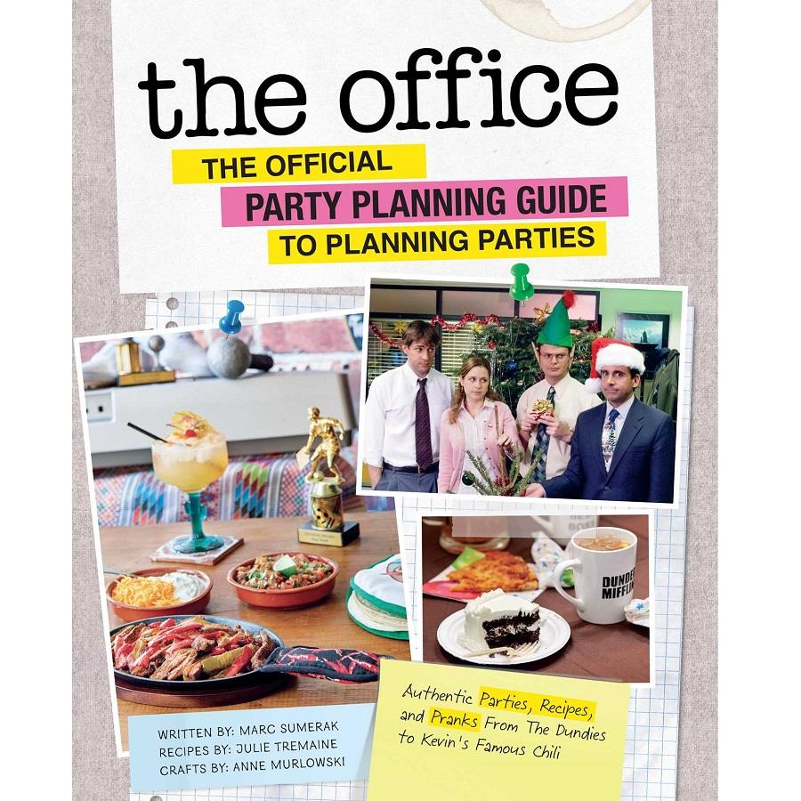The Office: The Official Party Planning Guide to Planning Parties Book