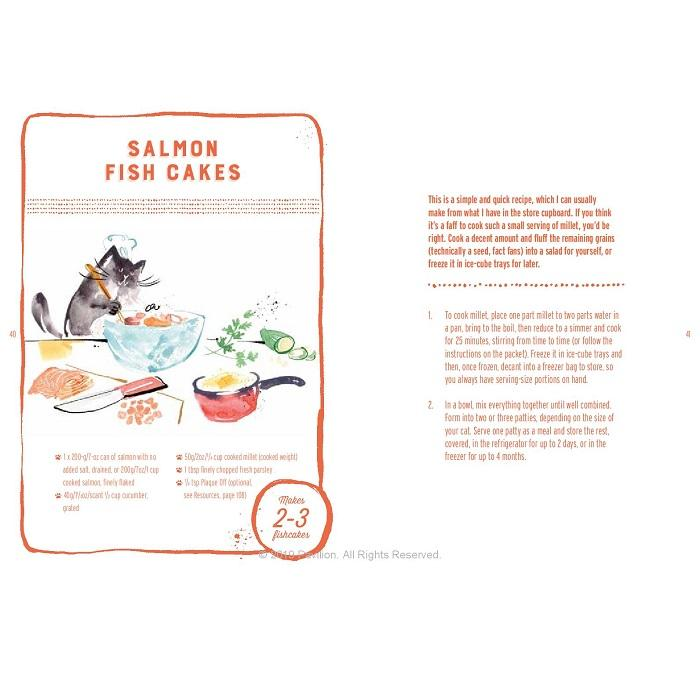 Cooking for Cats Cookbook - The Healthy, Happy Way to Feed Your Cat