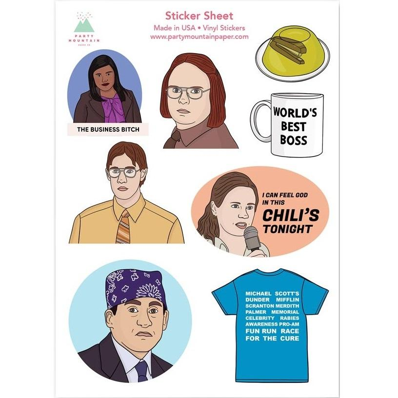 Office Sticker Pack