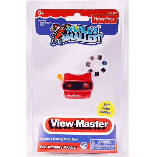 World's Smallest Viewmaster