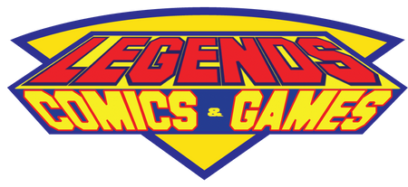 Legends Comics and Games