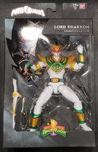 Load image into Gallery viewer, Power Rangers Lord Drakkon Action Figure Power Morphicon 2018 Exclusive